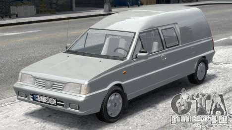 Daewoo-FSO Polonez Bella Armored 2000 для GTA 4