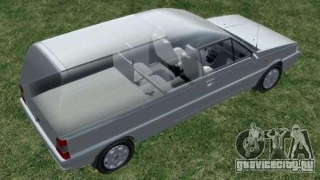 Daewoo-FSO Polonez Bella Armored 2000 для GTA 4 колёса
