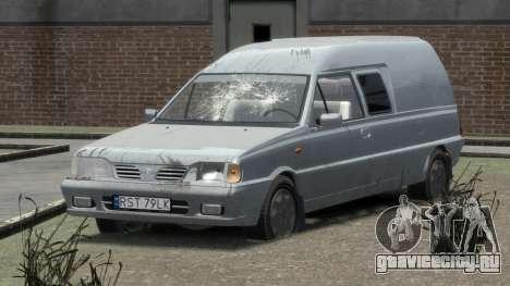 Daewoo-FSO Polonez Bella Armored 2000 для GTA 4 салон