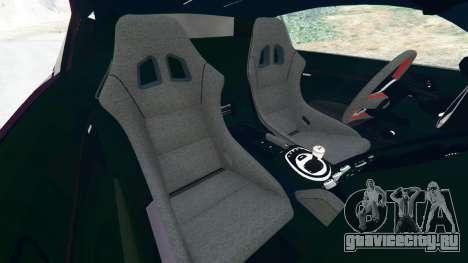 Audi R8 [LibertyWalk] для GTA 5