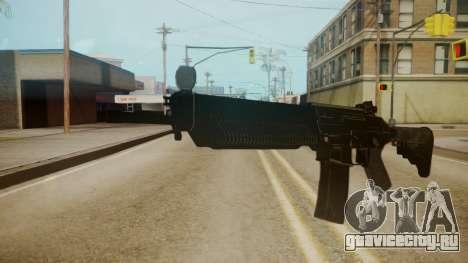 SIG-556 Patrol Rifle для GTA San Andreas второй скриншот