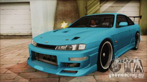 Nissan Silvia S14 Chargespeed Kantai Collection для GTA San Andreas
