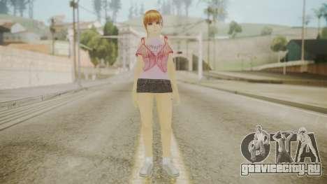 Kasumi DoA для GTA San Andreas второй скриншот