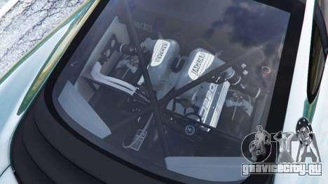 Jaguar XJ220 v0.8 для GTA 5 вид справа