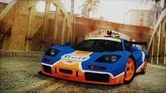McLaren F1 GTR 1996 Gulf