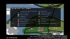 HD Radar Icons для GTA San Andreas