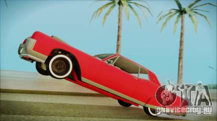 GTA 5 Vapid Chino Bobble Version IVF для GTA San Andreas