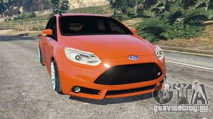 Ford Focus ST (C346) 2013 для GTA 5
