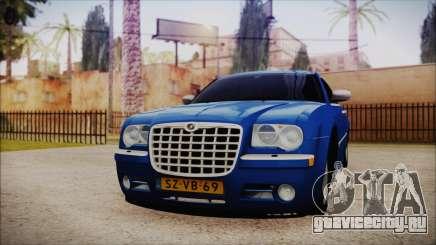 Chrysler 300C седан для GTA San Andreas