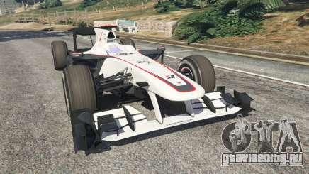 Sauber C29 [Педро Мартинес де ла Роса] для GTA 5
