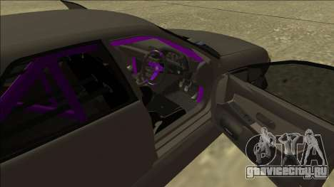 Nissan Skyline R32 Drift Sedan для GTA San Andreas вид сверху