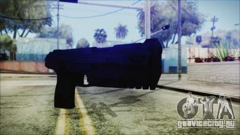 Pain 50 Caliber Pistol для GTA San Andreas