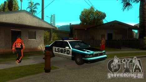 ENB Settings Janeair 1.0 для GTA San Andreas шестой скриншот