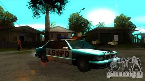 ENB Settings Janeair 1.0 для GTA San Andreas четвёртый скриншот