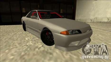 Nissan Skyline R32 Drift для GTA San Andreas вид справа