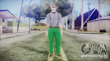 GTA Online Skin 60 для GTA San Andreas второй скриншот