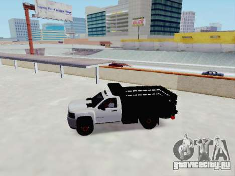 Chevrolet Silverado 3500 HD для GTA San Andreas
