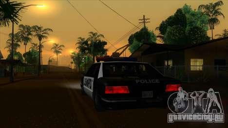 ENB Settings Janeair 1.0 для GTA San Andreas