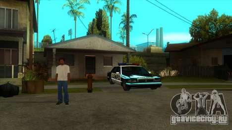 ENB Settings Janeair 1.0 для GTA San Andreas пятый скриншот