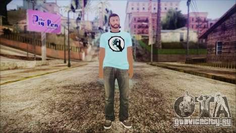 GTA Online Skin 52 для GTA San Andreas второй скриншот