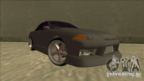 Nissan Skyline R32 Drift Sedan для GTA San Andreas вид сбоку