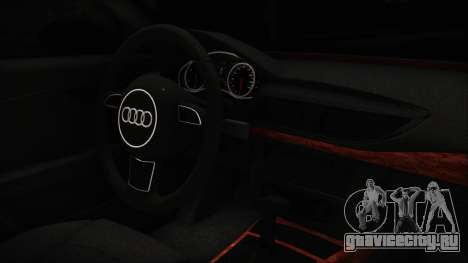 Audi A7 Messer v1 для GTA San Andreas вид справа
