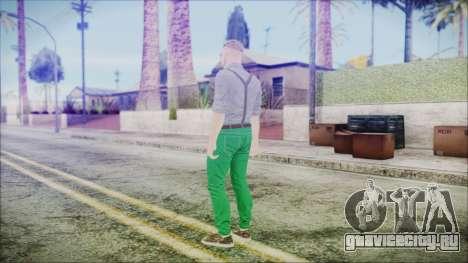 GTA Online Skin 60 для GTA San Andreas третий скриншот