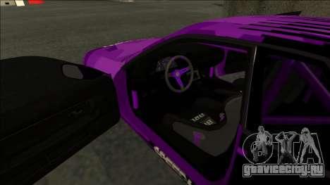 Nissan Skyline R32 Drift Falken для GTA San Andreas вид сбоку