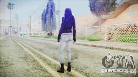 Marvel Future Fight Jessica Jones v2 для GTA San Andreas третий скриншот