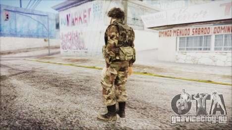 World In Conflict US Marine для GTA San Andreas третий скриншот