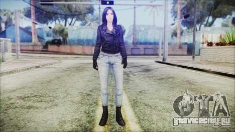 Marvel Future Fight Jessica Jones v2 для GTA San Andreas второй скриншот