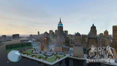 Real NYC Names v1.1 для GTA 4