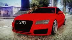 Audi A7 Messer v1 для GTA San Andreas