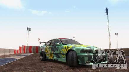 БМВ Е36 Полный Тюнинг для GTA San Andreas