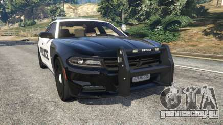Dodge Charger 2015 LSPD для GTA 5