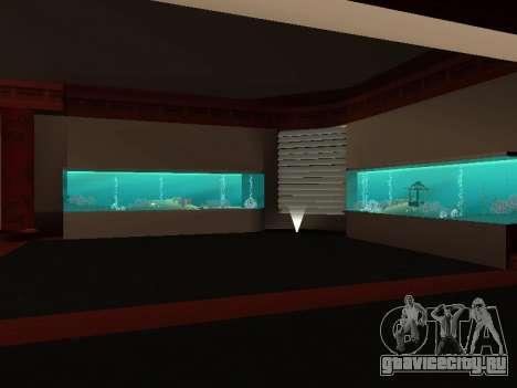 Скрытые интерьеры казино Четыре Дракона для GTA San Andreas второй скриншот
