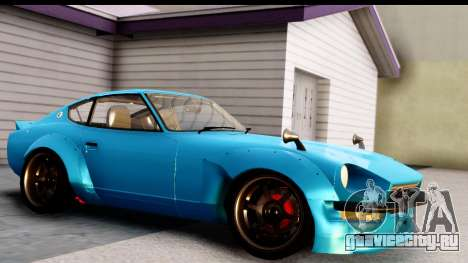 Nissan Fairlady 240Z Rocket Bunny для GTA San Andreas вид слева
