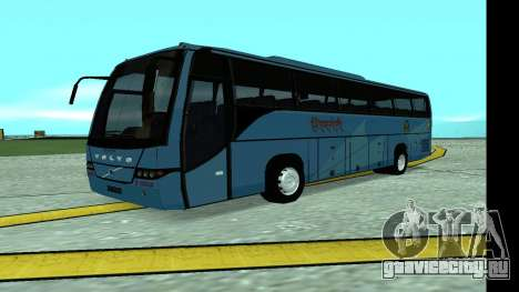 Volvo 9700 JR Indian MSRTC Shivneri для GTA San Andreas