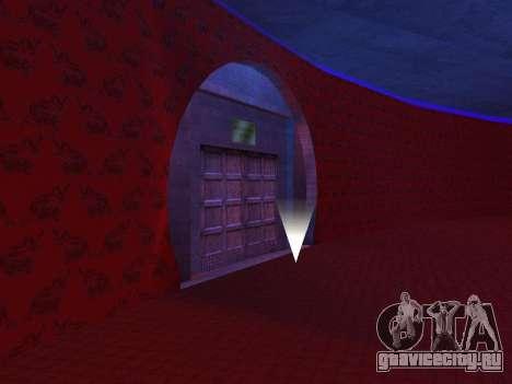 Скрытые интерьеры казино Четыре Дракона для GTA San Andreas третий скриншот