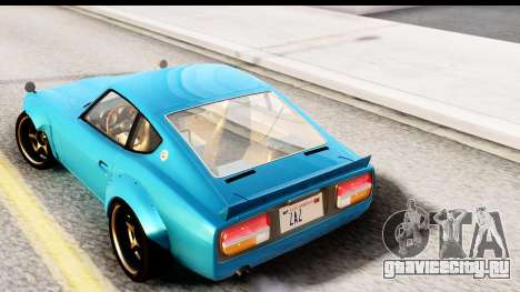 Nissan Fairlady 240Z Rocket Bunny для GTA San Andreas