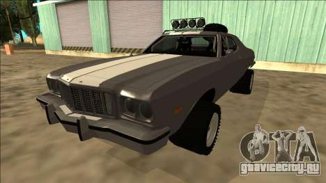 Ford Gran Torino Rusty Rebel для GTA San Andreas
