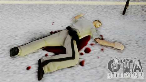 GTA 5 Effects v2 для GTA San Andreas второй скриншот
