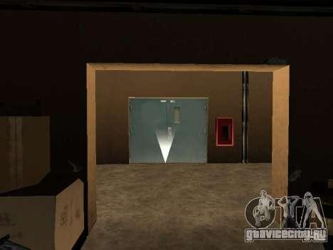 Скрытые интерьеры казино Четыре Дракона для GTA San Andreas четвёртый скриншот