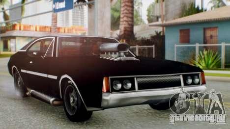 Muscle-Clover Final для GTA San Andreas