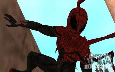 Улучшенный Человек-Паук от Robinosuke для GTA San Andreas