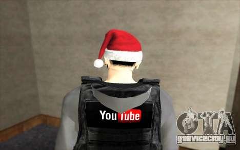 Новый пуленепробиваемый жилет для GTA San Andreas второй скриншот