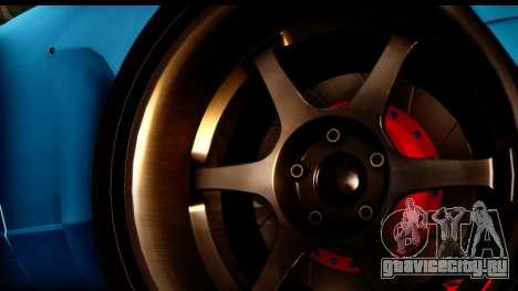 Nissan Fairlady 240Z Rocket Bunny для GTA San Andreas вид справа