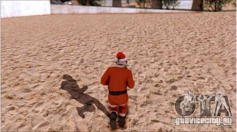 HD текстуры пляжа для GTA San Andreas
