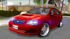 Chevrolet Optra 2007 для GTA San Andreas