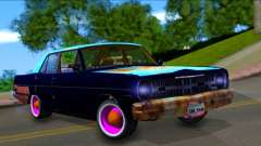 Dodge Dart 1975 v2 Estilo Rusty